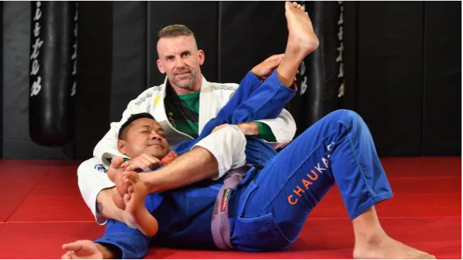 Ex-Commando Attempts 24-hour BJJ World-Record to Raise Funds For Suicide Prevention