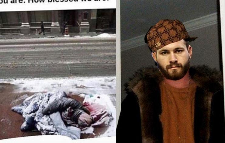 Gordon Ryan Hits Rock Bottom: Slams Homeless Dead