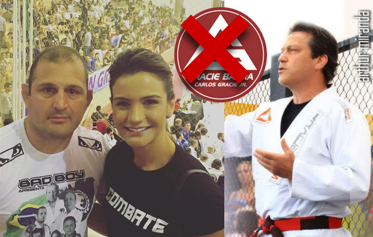 Crolin Gracie Condemned Ralph Gracie's Actions Only To Be Slammed By Kyra & Vera Gracie