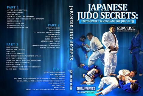 Judo Iranian Style Counter to Single leg Attack