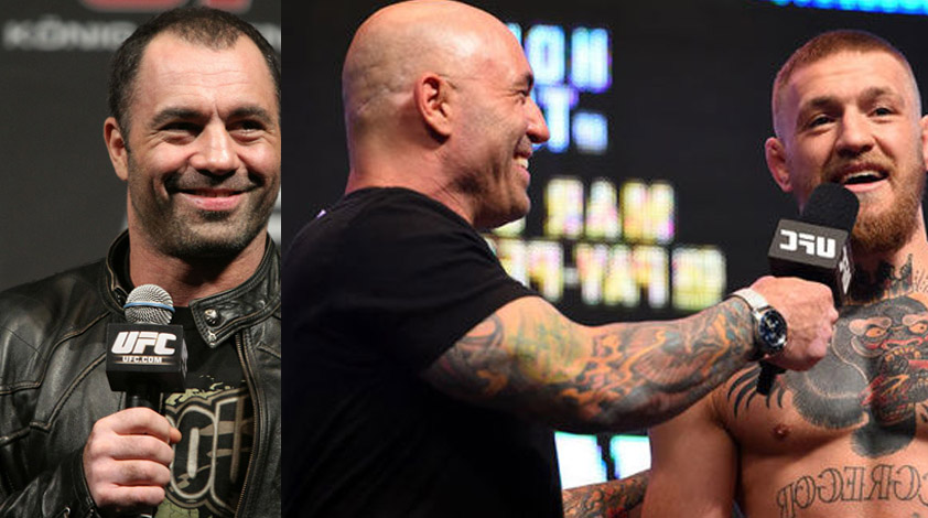 Joe Rogan: I Was Just a White Belt, When I Got Hired By The UFC