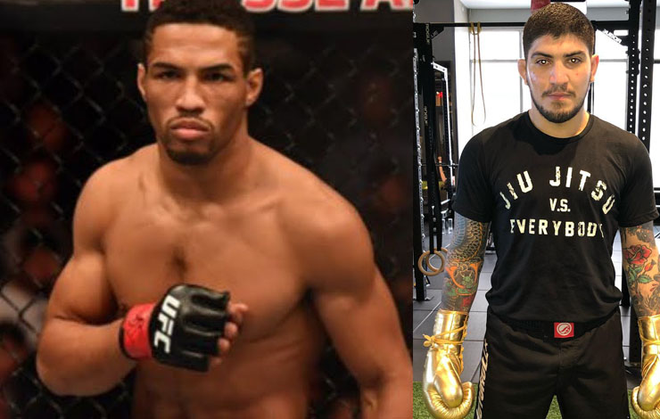 Kevin Lee on $100K grappling match with Dillon Danis: Uninterested