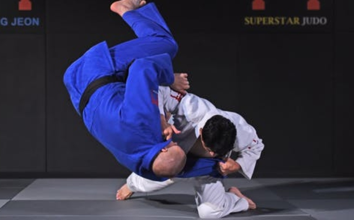 The Art Of The Korean One Handed Seoi Nage