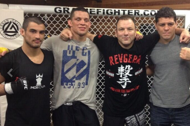 Nick Diaz is Retired, Nate Is A-list Businessman