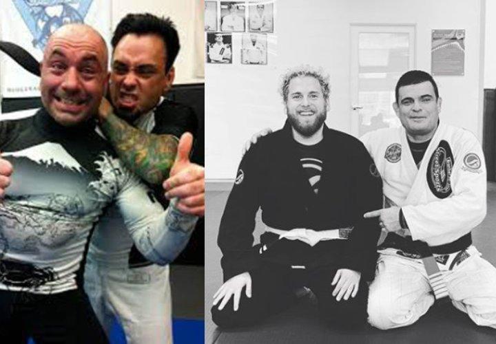 Joe Rogan & Eddie Bravo on Jonah Hill Doing Jiu-Jitsu
