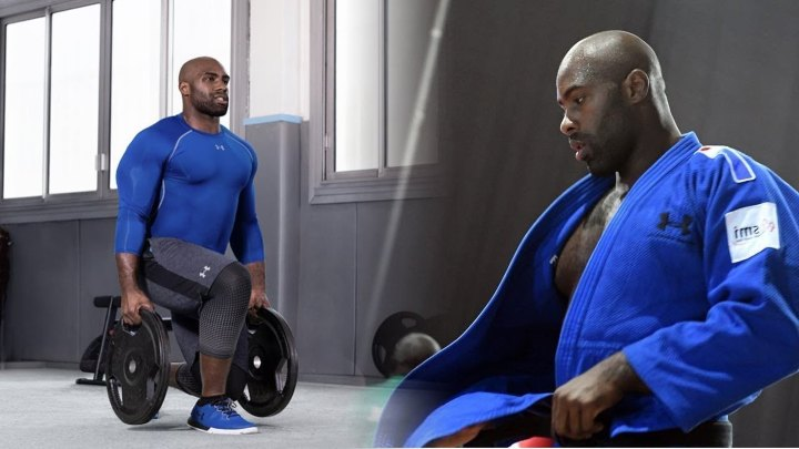 Inside Look Into Teddy Riner's Work out Routine That Makes Him Unbeatable