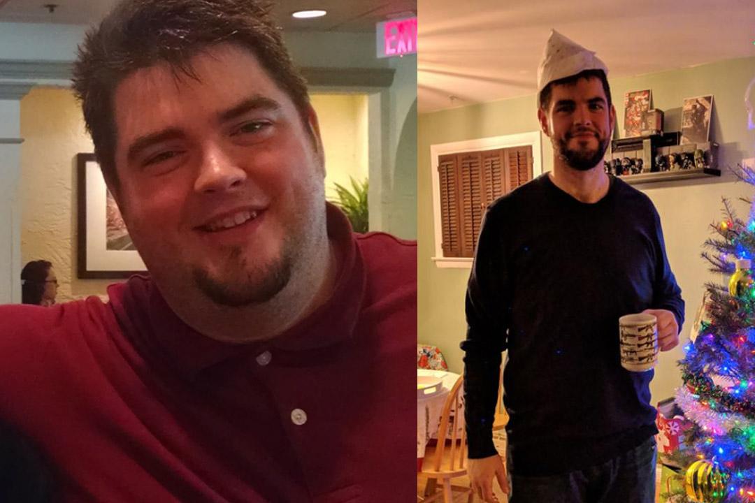 This Man Had a 150-Lbs Weight Loss After Taking Up Brazilian Jiu-Jitsu