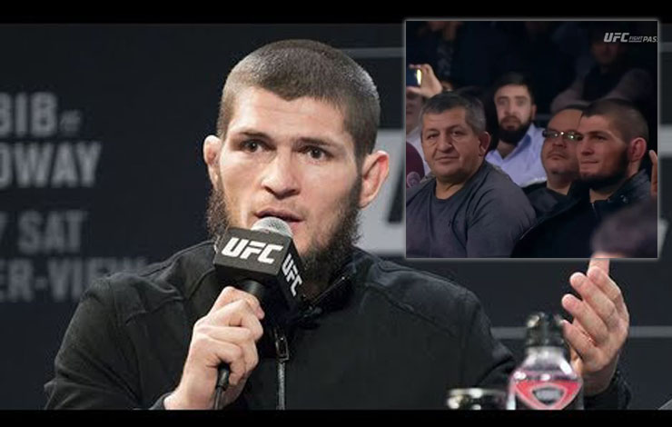 Khabib's Father: Khabib Has A Fight Left – Will Fight & Try To Be Free From UFC