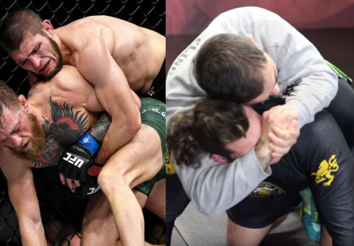 How To Wrestle Like Khabib Nurmagomedov for BJJ & MMA