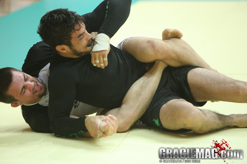 Garry Tonon on Kron Gracie: He's been avoiding me for years
