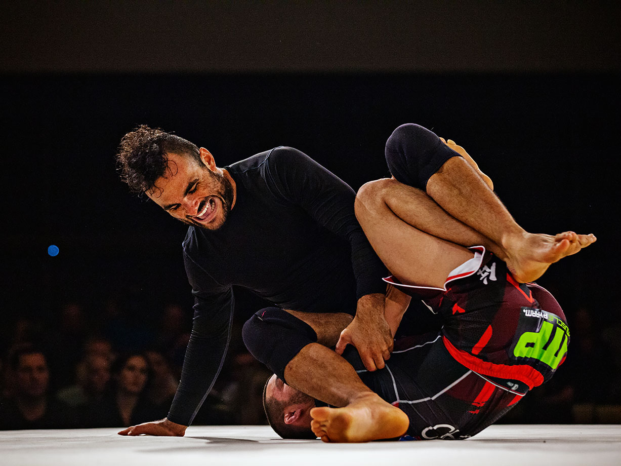 Ralek Gracie On Metamoris: 'I Created A Monster'