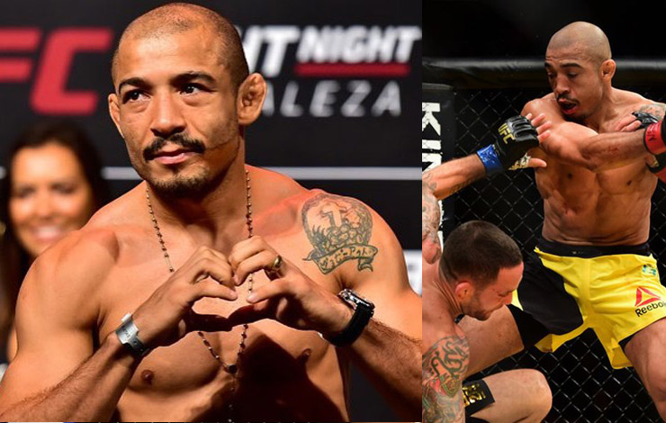 Jose Aldo released from hospital, Fight Still On In spite Bacterial infection