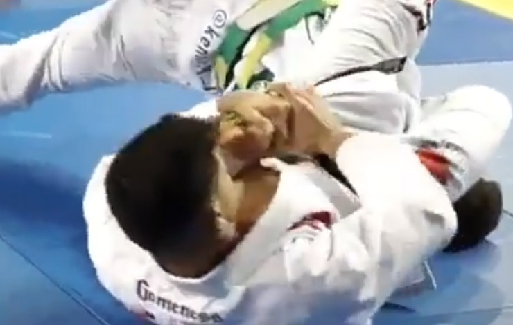 5 Armbar Attacks You Should Be Drilling
