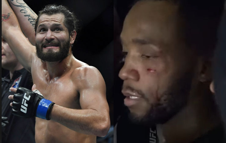 Video of Masvidal Brawl with Leon Edwards Released