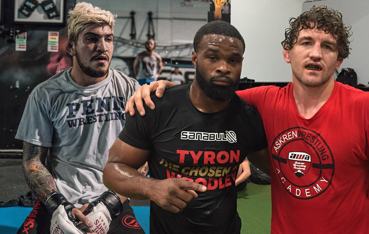 Ben Askren Blasts Dillon Danis Following 'Easiest Fight Ever' Claim