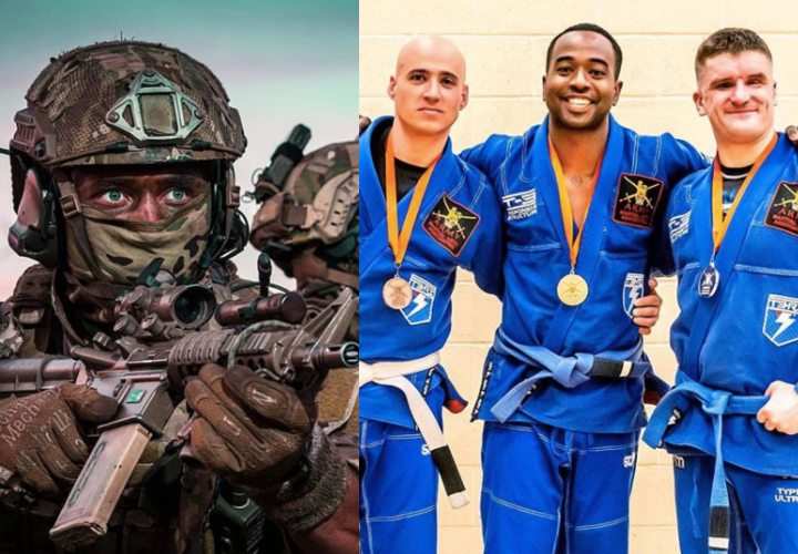 The Incredible Growth Of Brazilian Jiu-Jitsu in the British Army