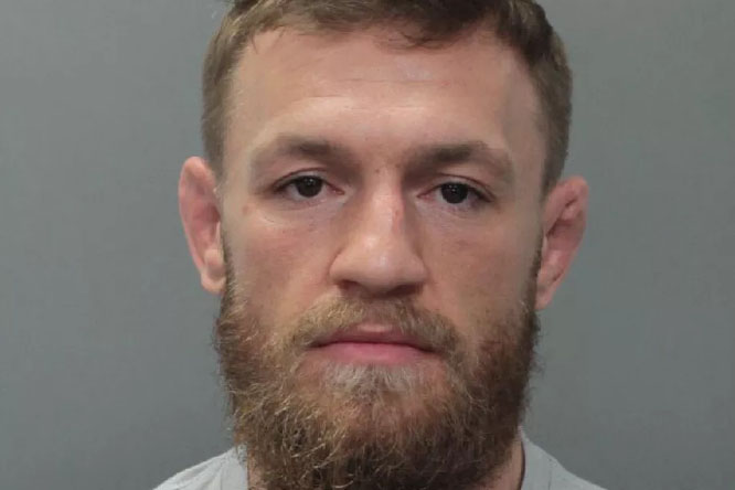 Conor McGregor Releases Statement After Arrest For Allegedly Stealing & Smashing A Fan's Phone
