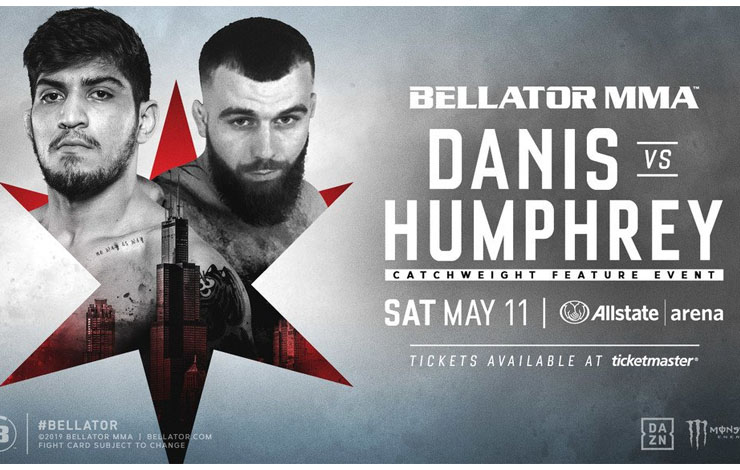 Dillon Danis Returns at Bellator 221, Faces Max Humphrey
