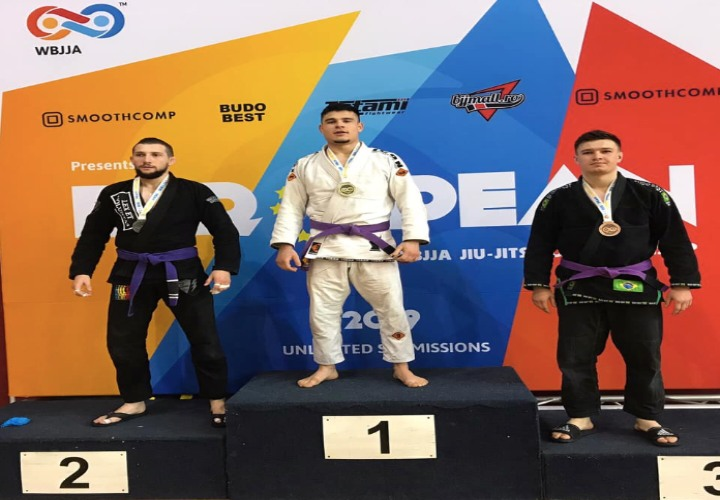 History Was Made in Bucharest: First Ever European BJJ Championship Reserved ONLY For Europeans