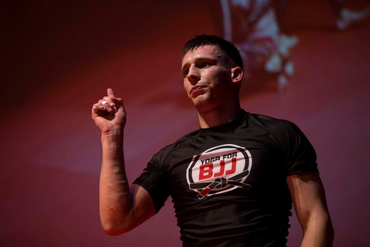 Miha Perhavec Travels The World Training BJJ & Competing With The Best