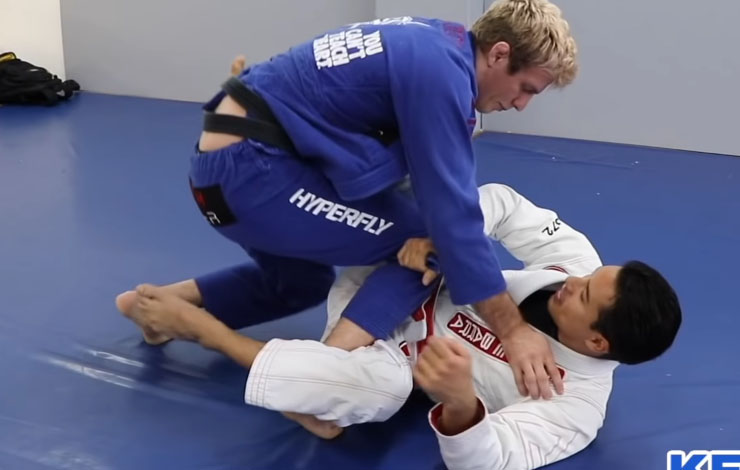 Keenan Cornelius Taught Mario Lopez The Wormguard