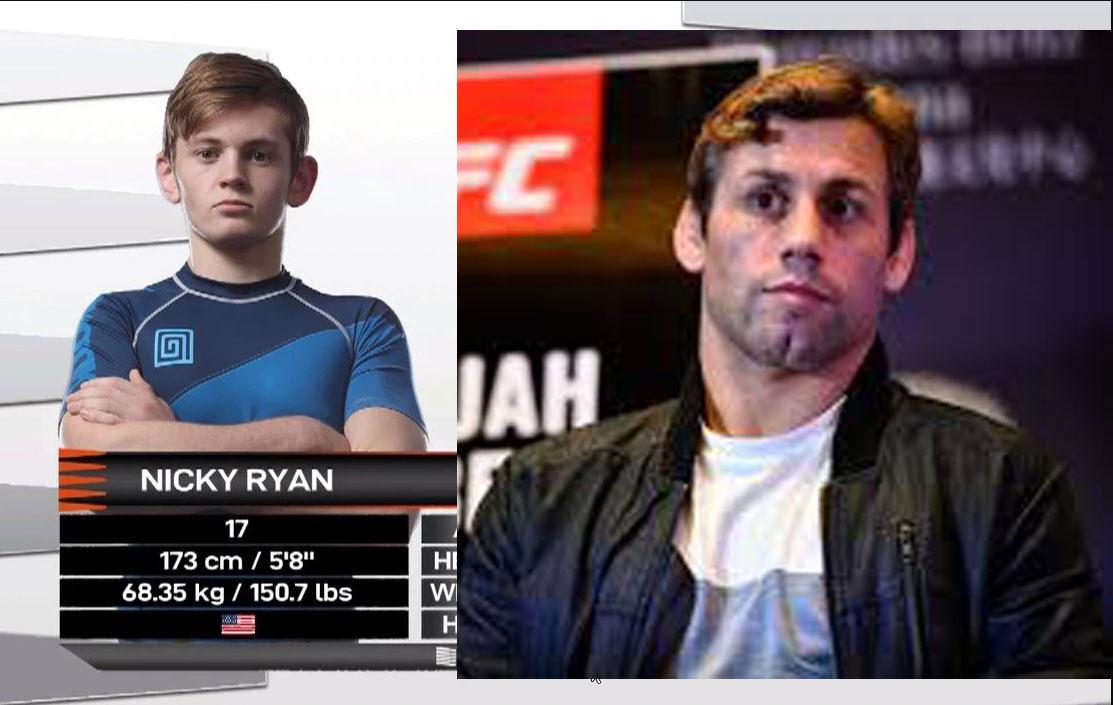Nicky Ryan vs Urijah Faber To Headline Polaris 10