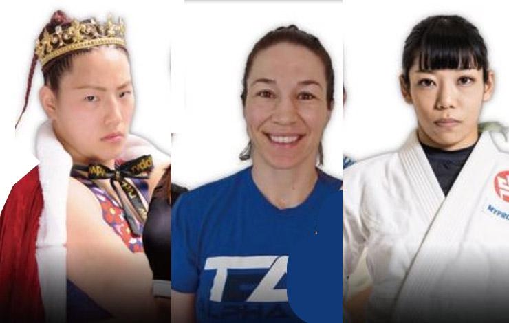All-female QUINTET Announced, Lineup Featuring Rikako Yuasa, Sara McMann