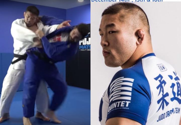 Using Your Hips To Stop Throws by Satoshi Ishii