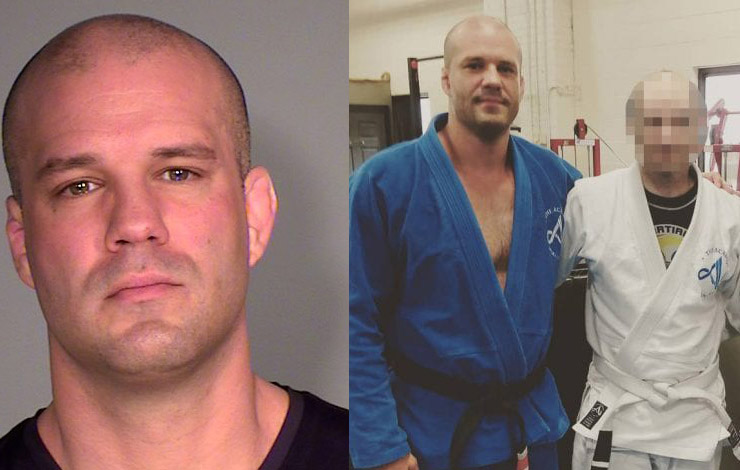BJJ Black Belt Charged With First-Degree Burglary and Attempted Kidnapping