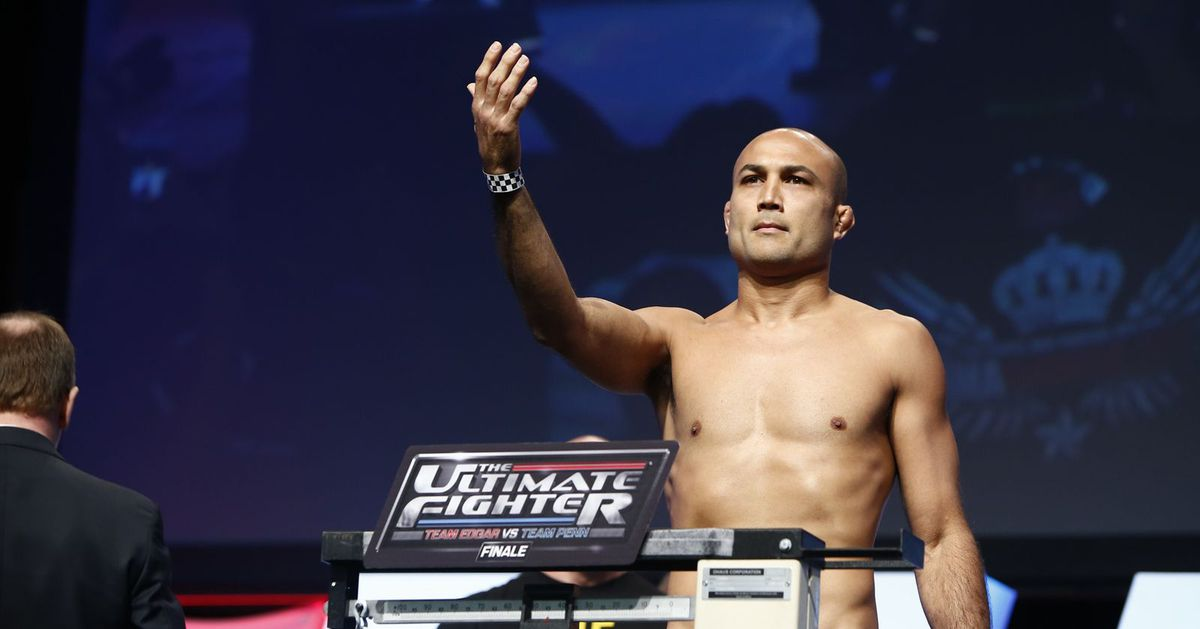 B.J. Penn Accused of Domestic, Sexual Abuse by Partner, Issued Restraining Order