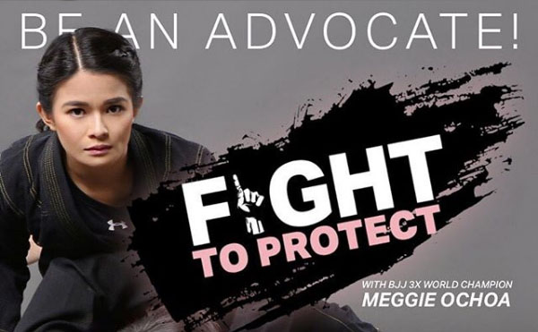 Meggie Ochoa Helping Sexual Abuse Victims Rebuild Through BJJ