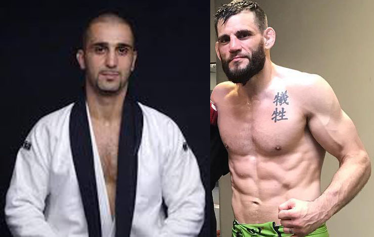 Firas Zahabi expects 'cheater' Jon Fitch to be on PEDs For Rory McDonald Fight