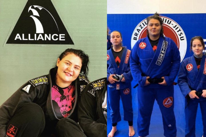 Lack Of Opportunities Main Reason For World Champ Tayane Porfirio Joining Gracie Barra From Alliance