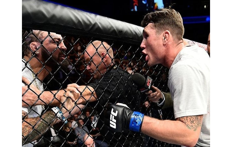 Darren Till Arrested in Spain for Stealing a Taxi and Thrashing a Hotel