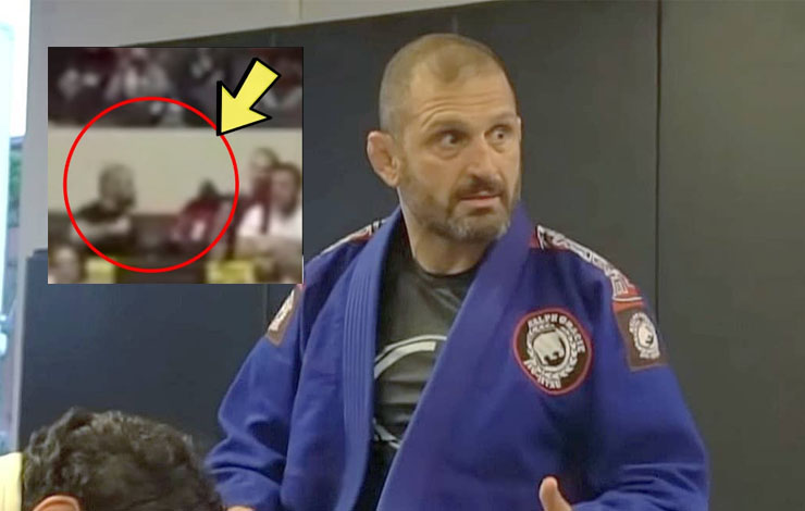 Ralph Gracie's Case on Assaulting Flavio Almeida Ends Without an Agreement