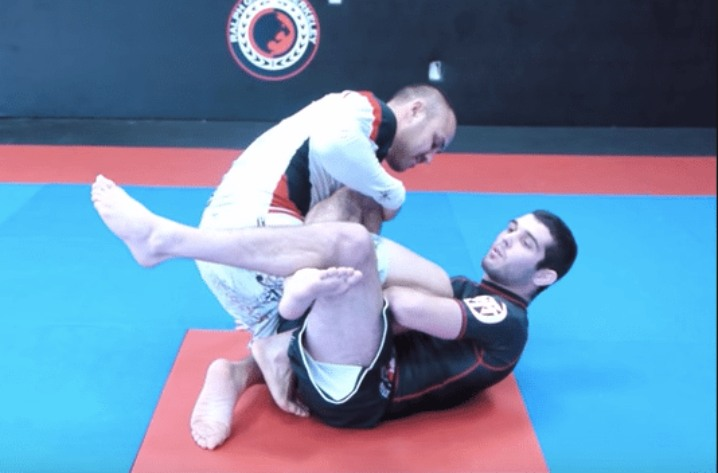 Unstoppable Calf Slicer by Sean Roberts | BJJ Kumite