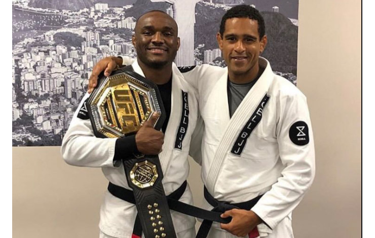 Kamaru Usman Talks How A Loss Lead Him To Train In the Gi
