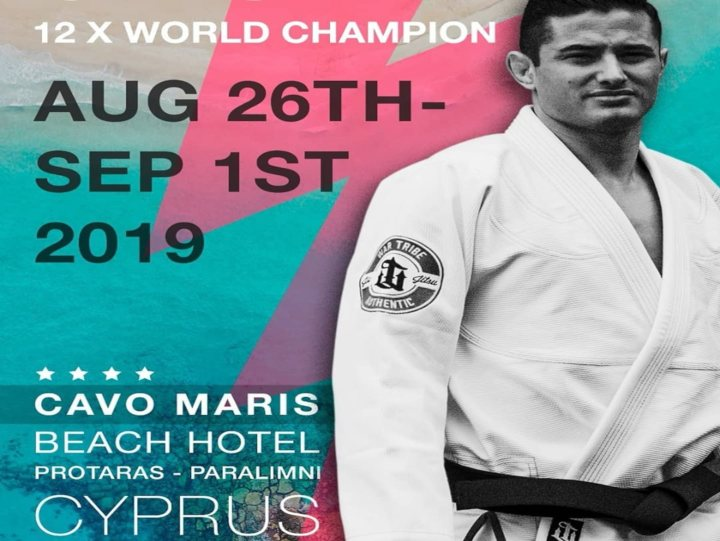 Summer Camp With Caio Terra in Cyprus