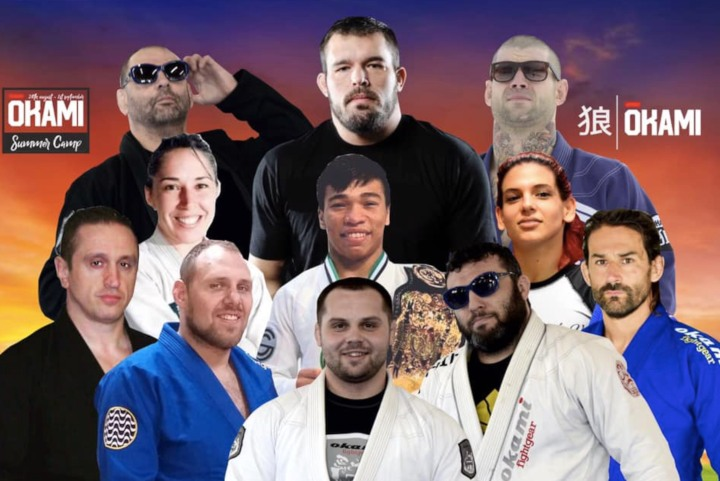 Amazing Summer Camp w/ Dean Lister & 10 Black Belts in Romania