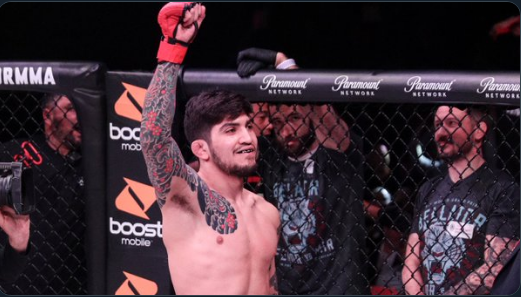 "Dillon Danis on McGregor: ""He's a big brother to me. It's like getting to watch Muhammad Ali every day,"""