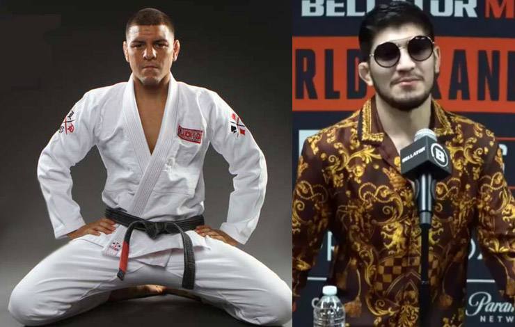 Dillon Danis offered Nick Diaz Match