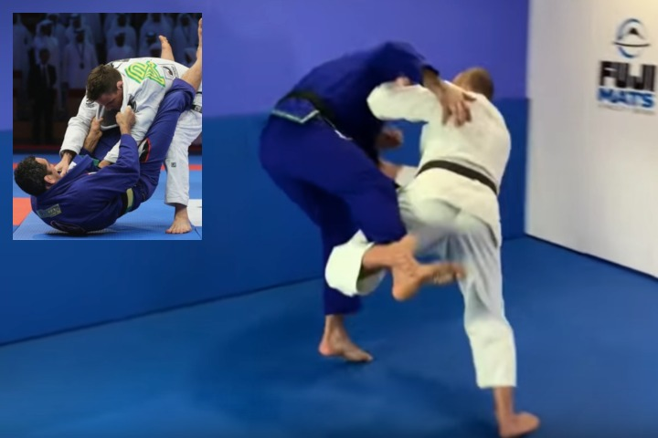 Throw Your Opponent BEFORE They Can Pull Guard w/ Olympic Judo Medalist Ugo Legrand