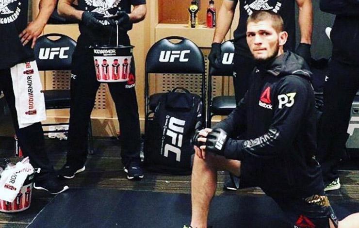 Khabib Nurmagomedov Bullies UFC Into Reducing The Suspensions Of His Teammates