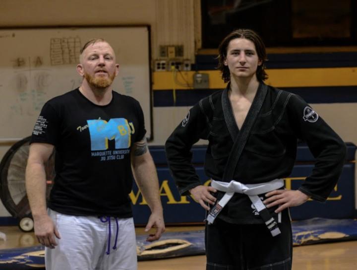 When Brazilian Jiu-Jitsu Became a College Sport