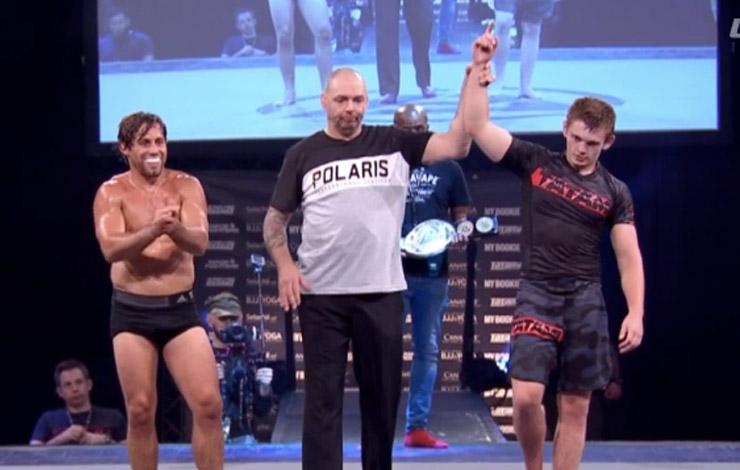 Nicky Ryan Beats Urijah Faber At Polaris 10