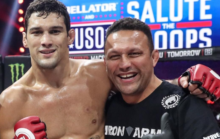 Robson Gracie Jr Returning To Cage At Bellator 222