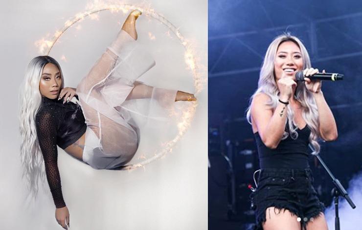 Asian Popstar Sandra Riley Talks Jiu Jitsu, And How It's Helping Her Career
