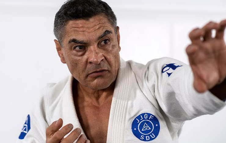 Rickson Gracie Has Some Chosen Words For Leglocks