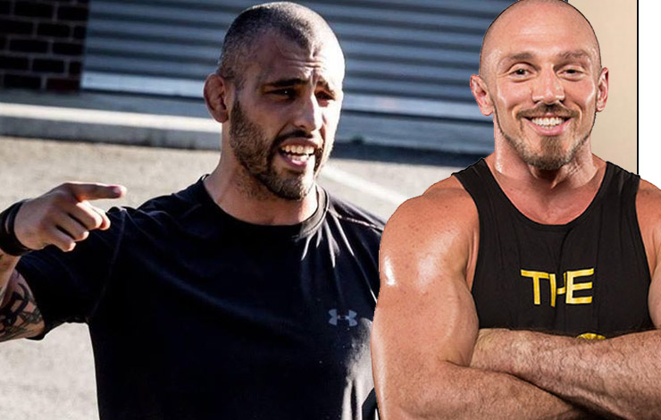 George Lockhart Coming out of Fighting Retirement; Calls out Fellow Nutritionist Mike Dolce