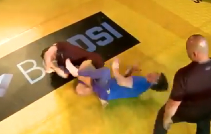 SUG 8 Results: Triumph Of The Grappler Over the MMA Fighter Grappling
